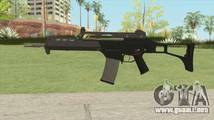 G36K Assault Rifle para GTA San Andreas