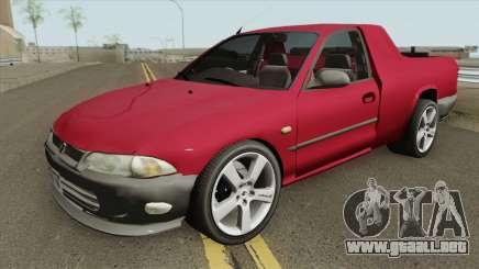 Proton Wira Pickup (Picador Based) para GTA San Andreas