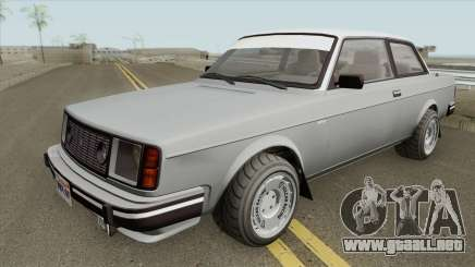 Vulcar Nebula Turbo GTA V (Stock) IVF para GTA San Andreas