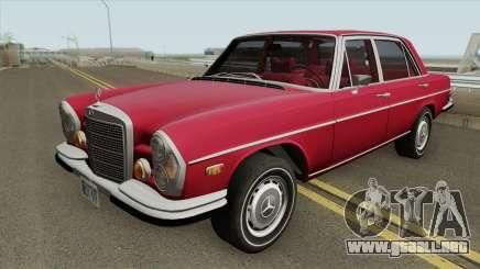 Mercedes-Benz W109 300 SEL Elegance 1967 V1 para GTA San Andreas