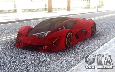 Lamborghini Terzo Millennio para GTA San Andreas