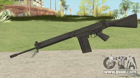 Boogaloo FN-FAL para GTA San Andreas