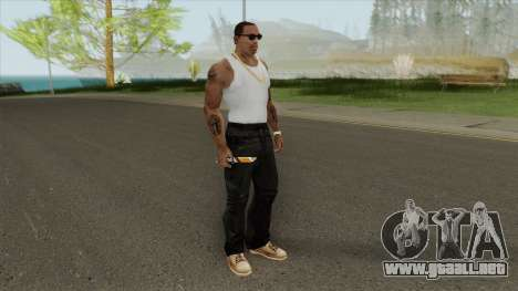 Knife (PBST Series) From Point Blank para GTA San Andreas