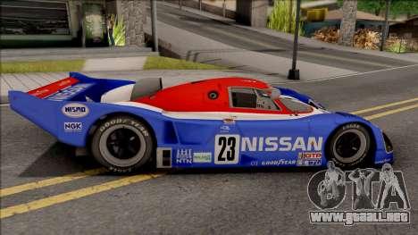 Nissan R91CP 1991 para GTA San Andreas