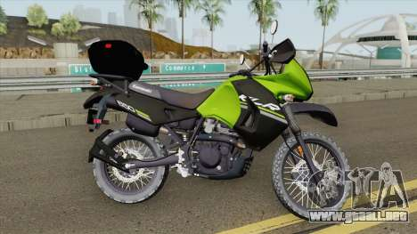 Kawasaki KLR 650 para GTA San Andreas