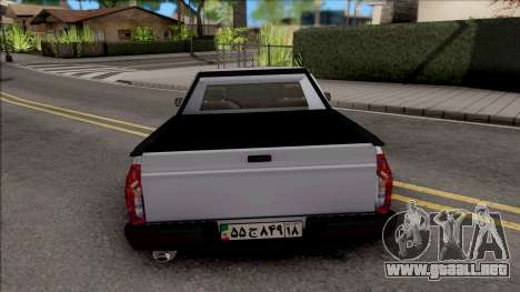 Ikco Arisun Irani para GTA San Andreas