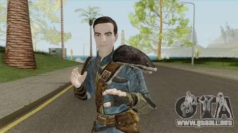 Lone Wanderer (Fallout 3) para GTA San Andreas