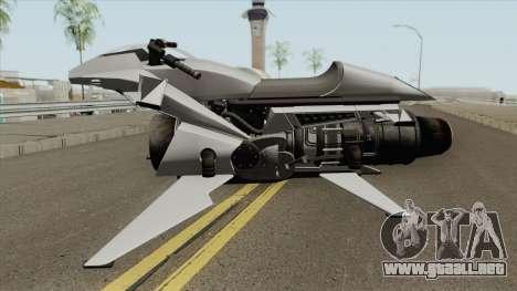 Pegassi Oppressor MK II GTA V para GTA San Andreas