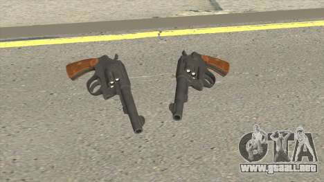 Insurgency SW Model 10 Revolver para GTA San Andreas