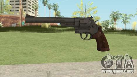 Smith And Wesson M29 Revolver (Default) para GTA San Andreas