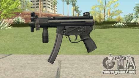 Boogaloo MP5K para GTA San Andreas