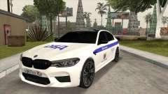 BMW M5 F90 Bulkin Edition para GTA San Andreas