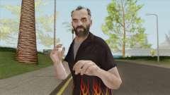Trevor Phillips Skin From GTA V para GTA San Andreas