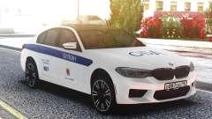 El BMW M5 F90 DPS EDICIÓN para GTA San Andreas