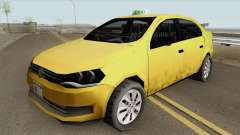Volkswagen Voyage G6 Taxi para GTA San Andreas