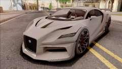 GTA V Truffade Thrax Divo Style IVF para GTA San Andreas