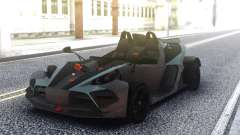 KTM X-Bow R Sport para GTA San Andreas