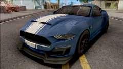 Ford Mustang Shelby Super Snake 2019 para GTA San Andreas