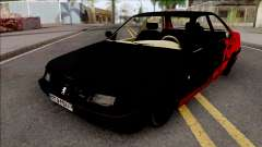 Peugeot 405 Sport Black para GTA San Andreas
