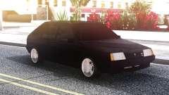 2109 Teñida De Negro para GTA San Andreas