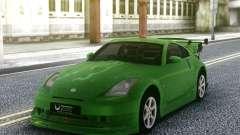 Nissan Z350 para GTA San Andreas