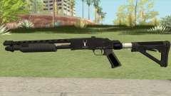 Shrewsbury Pump Shotgun GTA V V4