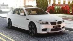 BMW M5 F10 2013