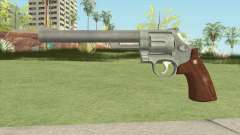 Smith And Wesson M29 Revolver (Chrome) para GTA San Andreas