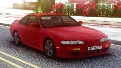 Nissan Silvia S14 Zenki 1994 para GTA San Andreas