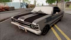 Chevrolet Opala Coupe SS 1972