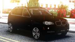 BMW X5 Black para GTA San Andreas