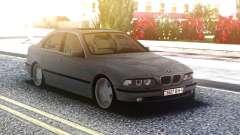 BMW 540i E39 4.4 V8 para GTA San Andreas
