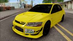 Mitsubishi Lancer EVO VII Initial D Fifth Stage