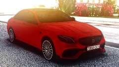 Mercedes-Benz E63 W213 02.2017 para GTA San Andreas