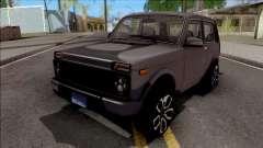 Lada Niva New Tuning para GTA San Andreas