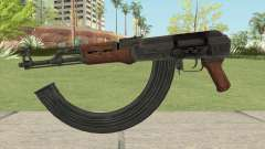 AK-47 Normal para GTA San Andreas
