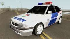 Opel F Astra Classic (Hungarian Police) V2 para GTA San Andreas