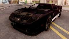 Vapid Bullet Modelo Original IVF para GTA San Andreas