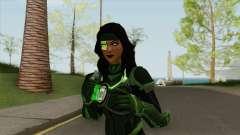 Jessica Cruz: Green Lantern V2 para GTA San Andreas