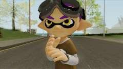 Inkling Boy Amiibo (Splatoon) para GTA San Andreas