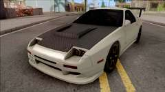 Mazda RX-7 FC3s Initial D fifth Stage Ryosuke