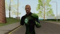 Green Lantern: John Stewart V1 para GTA San Andreas
