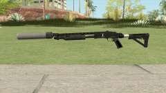 Shrewsbury Pump Shotgun GTA V V3 para GTA San Andreas