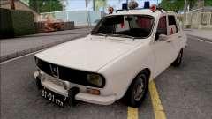 Dacia 1301 1971 Soviet Medical Service