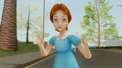 Wendy (Peter Pan) para GTA San Andreas