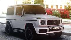 Mercedes-Benz G63 W464 2018 Coupe