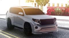 Toyota Land Cruiser Prado Original para GTA San Andreas