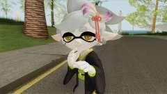 Marie Kimono (Splatoon) para GTA San Andreas
