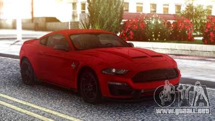 Shelby Super Snake 19 para GTA San Andreas