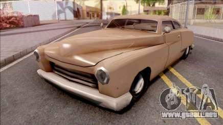 New Hermes para GTA San Andreas